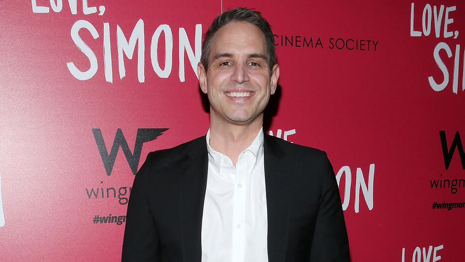 Greg Berlanti Love, Simon Screening - Getty - H 2018