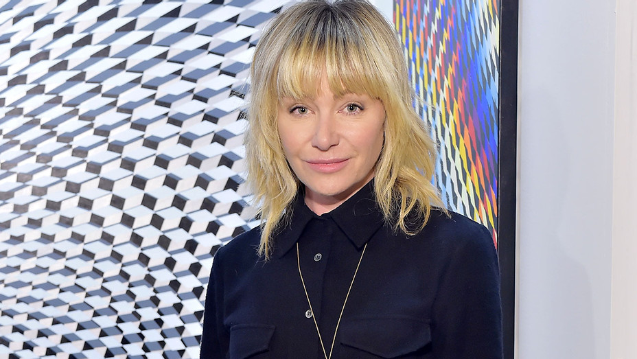 Portia de Rossi attends The Other Art Fair Los Angeles - March 15, 2018 - Getty-H 2018