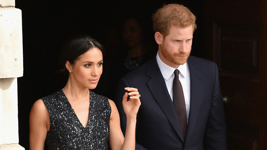 Prince Harry Meghan Markle 25th Anniversary Memorial Service - Getty - H 2018