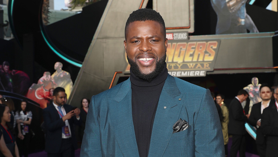 Winston Duke Global Premiere Avengers - Getty - H 2018