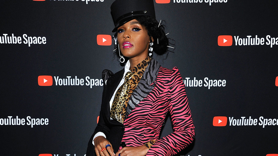Janelle Monae YouTube Space - Getty - H 2018