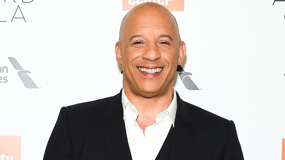 Vin Diesel - 2018 45th Chaplin Award Gala Dinner - Getty - H 2018