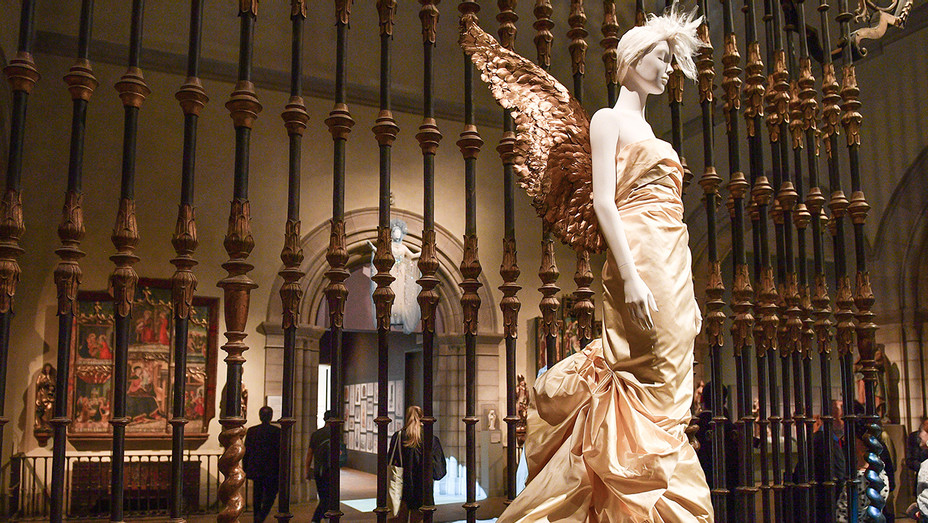 Heavenly Bodies: Fashion & The Catholic Imagination - Getty - H 2018