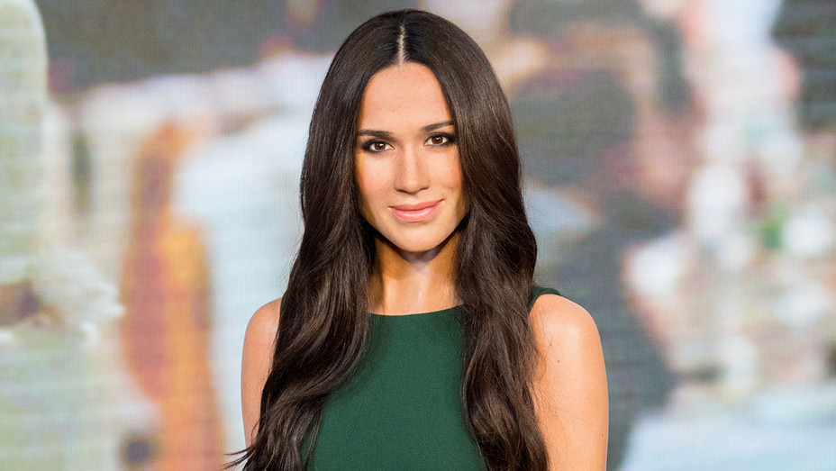 Madame Tussauds unveils a wax figure of Ms. Meghan Markle -  May 9, 2018 - Getty-H 2018