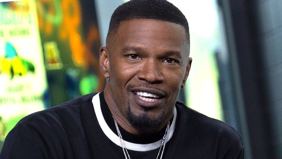 Jamie Foxx visits AOL Build  May 15, 2018 - Getty-H 2018