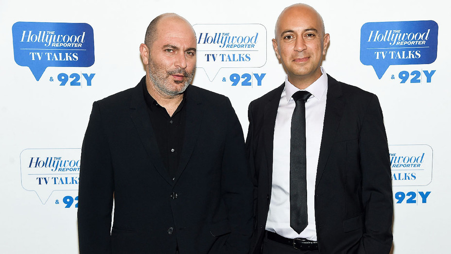 Lior Raz and Avi Issacharoff - Fauda New York Screening - Getty - H 2018