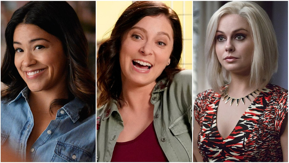 Jane the Virgin, Crazy Ex Girlfriend and iZombie CW Split- H 2018