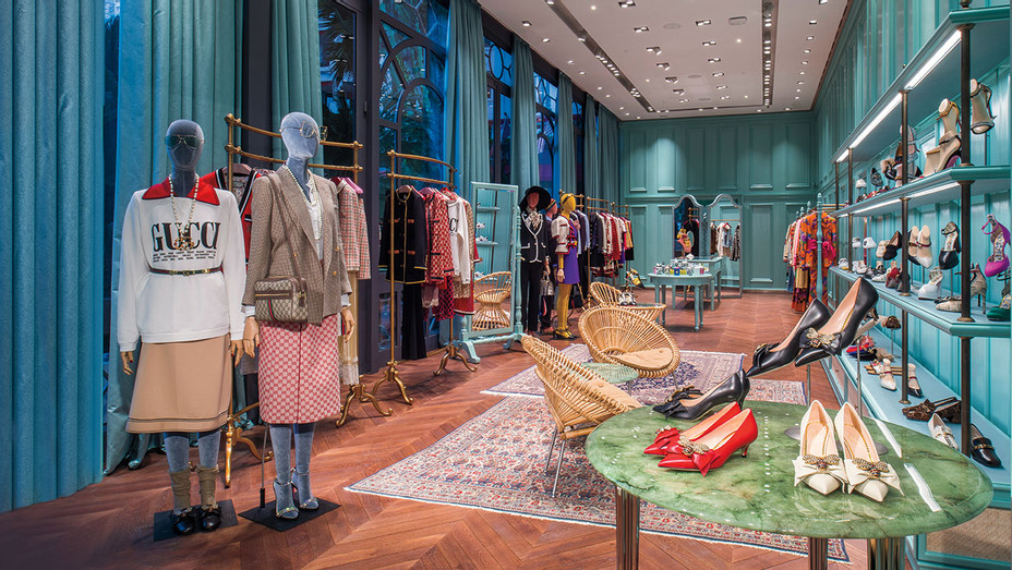 Gucci on the Croisette - Publicity - H 2018