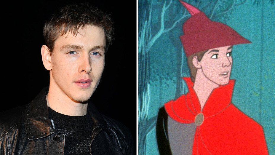 Harris Dickinson split with Prince Phillip from Sleeping Beauty-Getty-H 2018