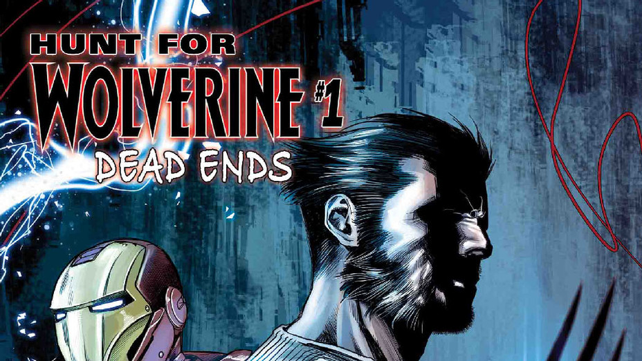Hunt for Wolverine Cover Dead Ends - Publicity - P 2018