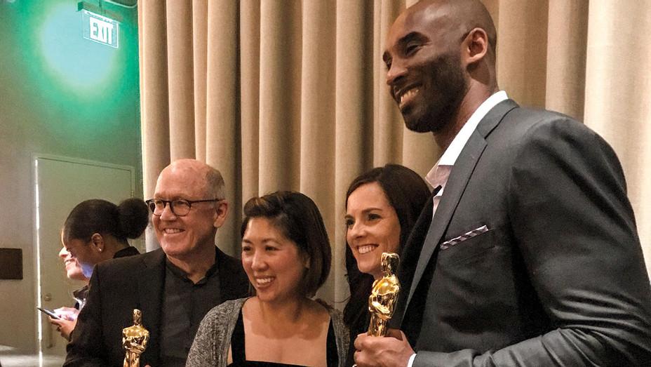 Kobe Bryant Hosts Celebratory Oscar Party - Scott Feinberg-Publicity-H 2018