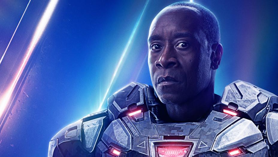 Avengers Infinity War Don Cheadle - Publicity - H 2018
