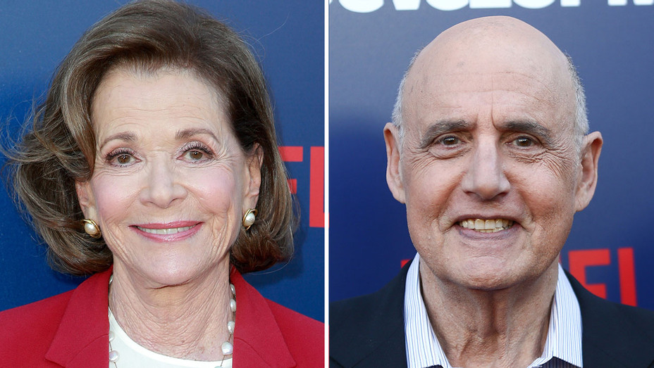 Jessica Walter and Jeffrey Tambor_Split - Getty - H 2018