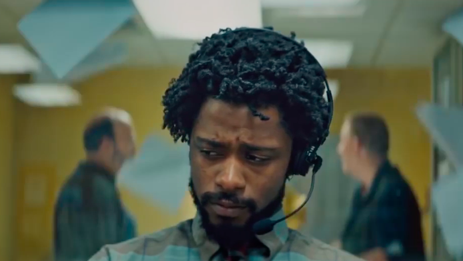 Lakeith Stanfield - Sorry to Bother You Red Band Trailer Still - H 2018