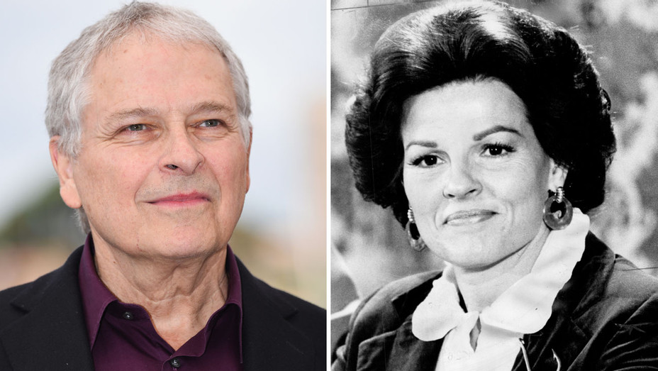 Lawrence Kasdan and Anita Bryant - One Time Use Only - Split - Getty - H 2018