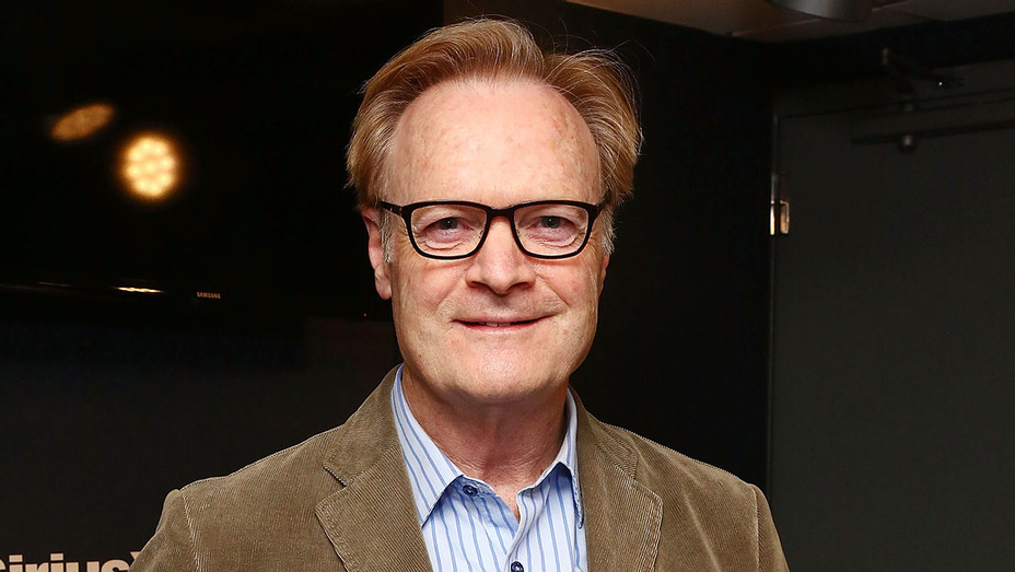 Lawrence O'Donnell - Getty - H 2018