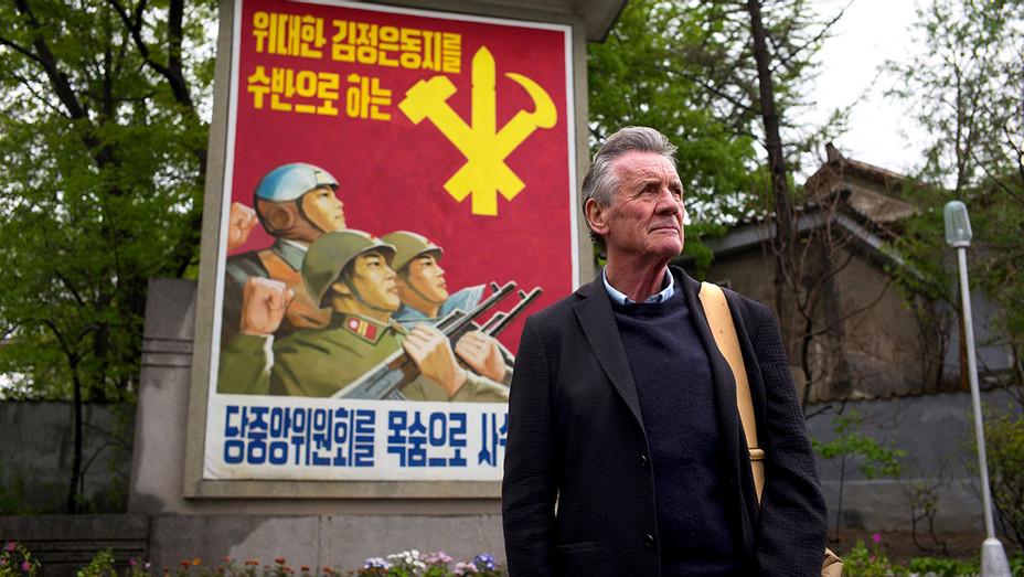 Michael Palin in North Korea - H Publicity - 2018