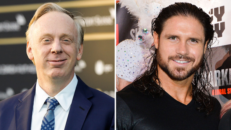Mike White and John Hennigan - Split - Getty - H 2018