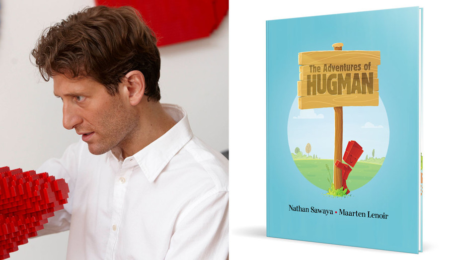 Nathan Sawaya and The Adventures of Hugman - Split - Publicity - H 2018