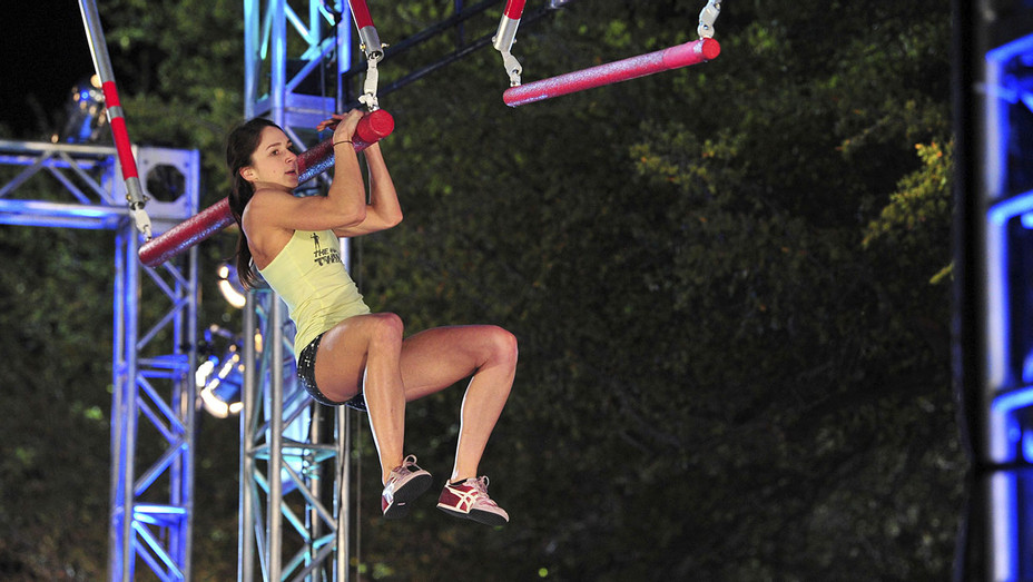 AMERICAN NINJA WARRIOR- Dallas Qualifiers Episode 1002 Kaiti Haymaker - Publicity-H 2018