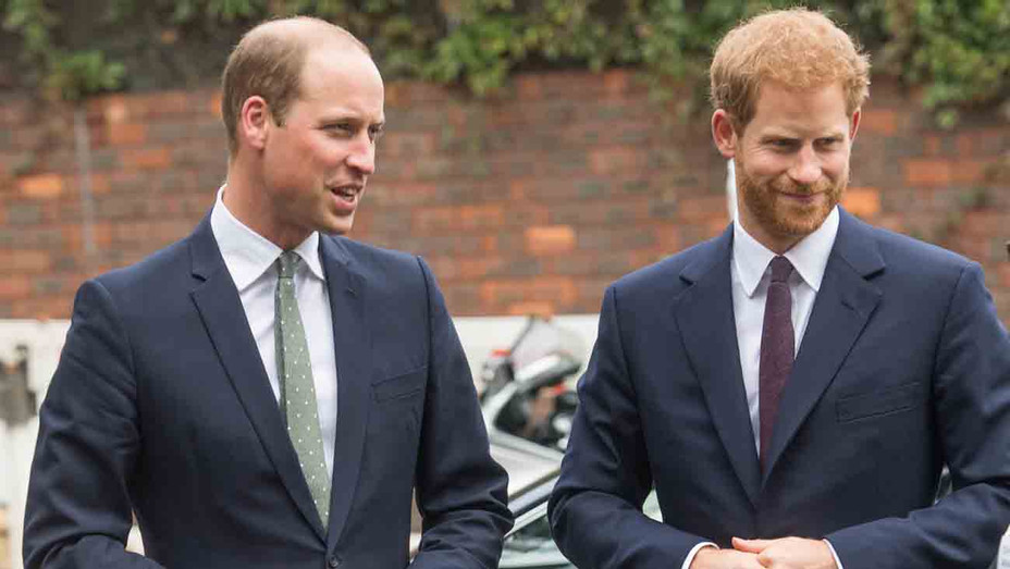 Prince William and Prince Harry 3 - Getty - H 2018