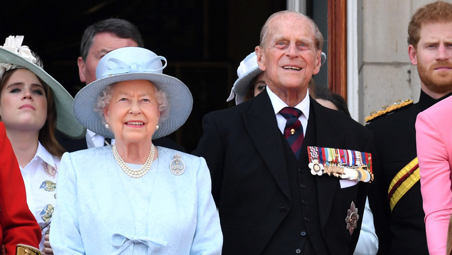 Queen Elizabeth and Prince Philip 1 - Getty - H 2018