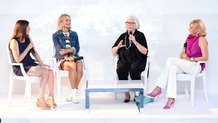 Swarovski, THR Cannes roundtable - H 2018