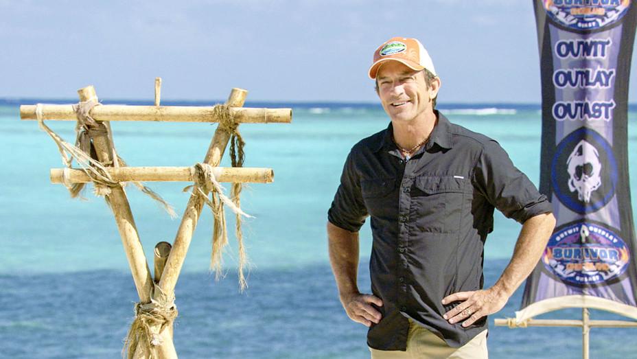 Survivor Ghost Island - It Is Game Time Kids -Jeff Probst   -Publicity-H 2018