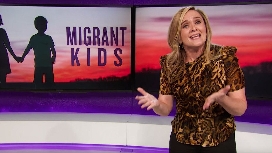 Full Frontal with Samantha Bee Missing Migrant Children - Screenshot - H 2018