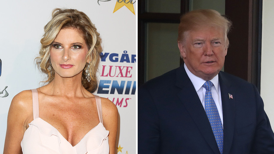 Summer Zervos Donald Trump Split - Getty - H 2018