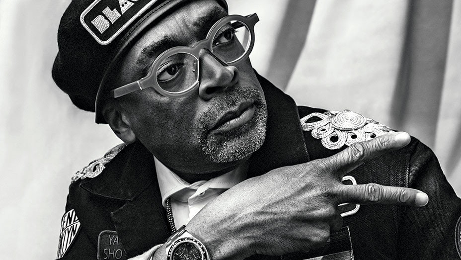 THR - Spike Lee - Photographed by Austin? Hargrave - EMBED 1- 2018