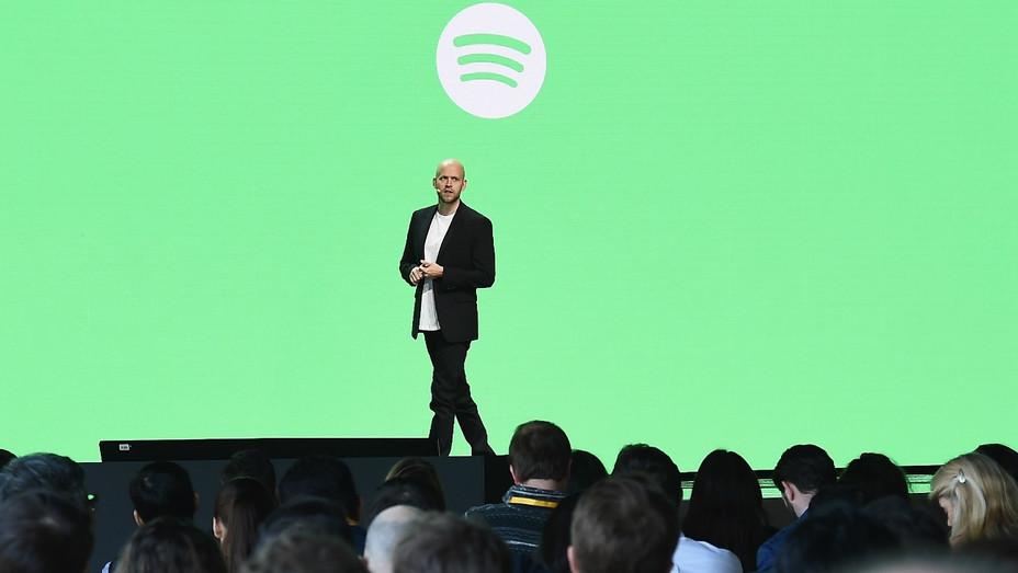 Spotify CEO Daniel Ek - H - 2018
