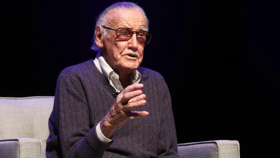 Stan Lee - Getty - H 2018