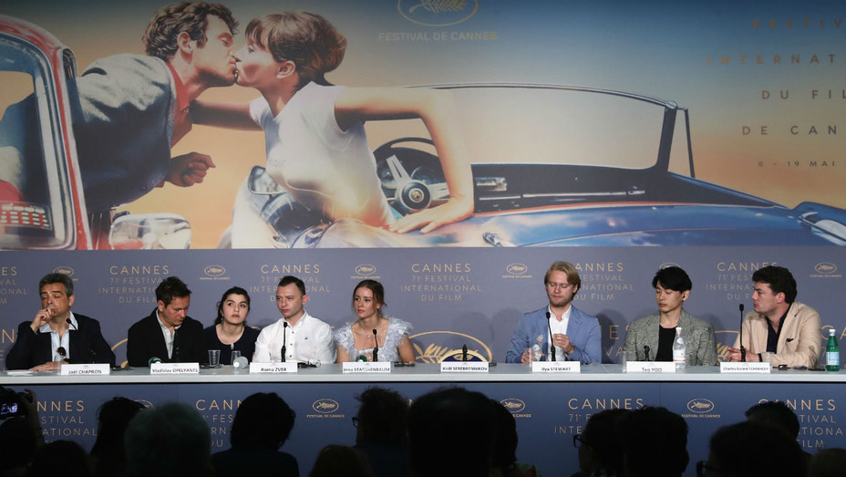 Cannes Press Conference for 'Summer'