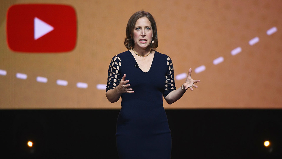 Susan Wojcicki - Getty - H 2018