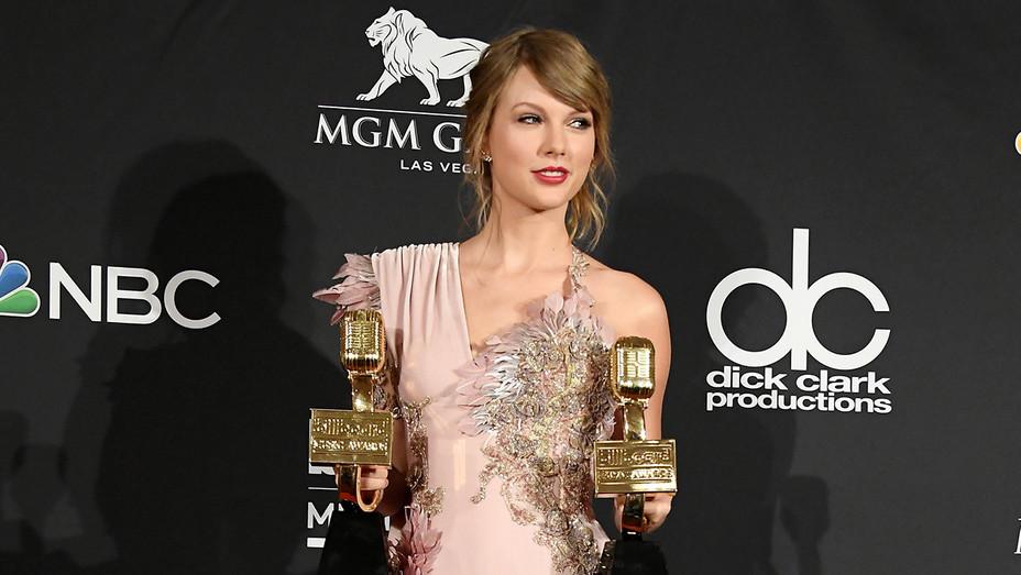 Taylor Swift - Billboard Music Awards - H Getty 2018