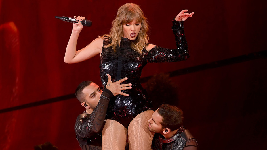 Taylor Swift Reputation Tour May 8 - Getty - H 2018