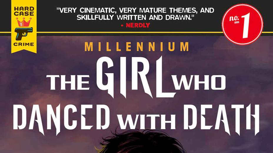 The Girl Who Danced With Death - Cover Claudia Ianniciello Titan Comics-Publicity P 2018