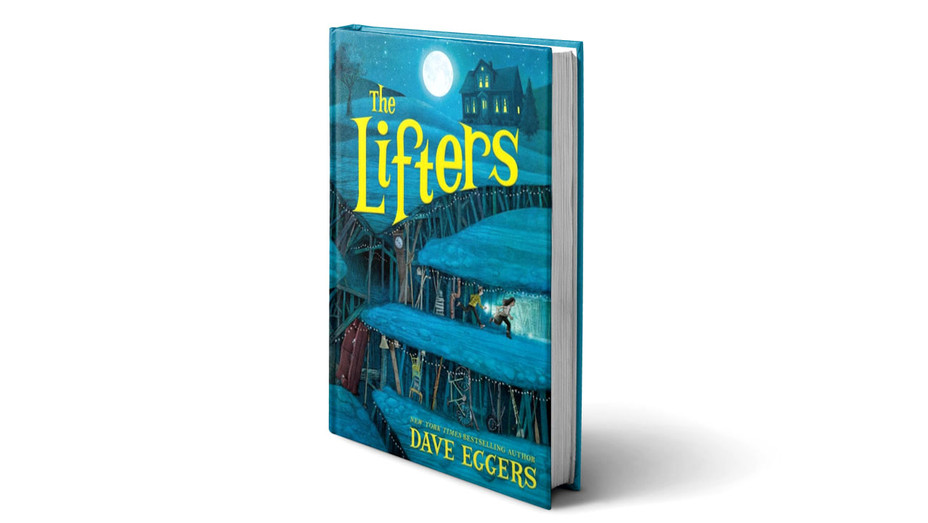 Rights Available - Dave Eggers - The Lifters Book Cover -H 2018