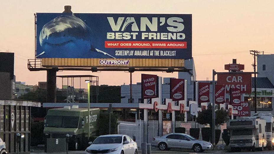 Rambling - Van's Best Friend - Billboard -Publicity- H 2018