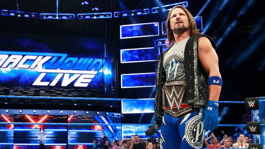 WWE Smackdown Still - Publicity - H 2018