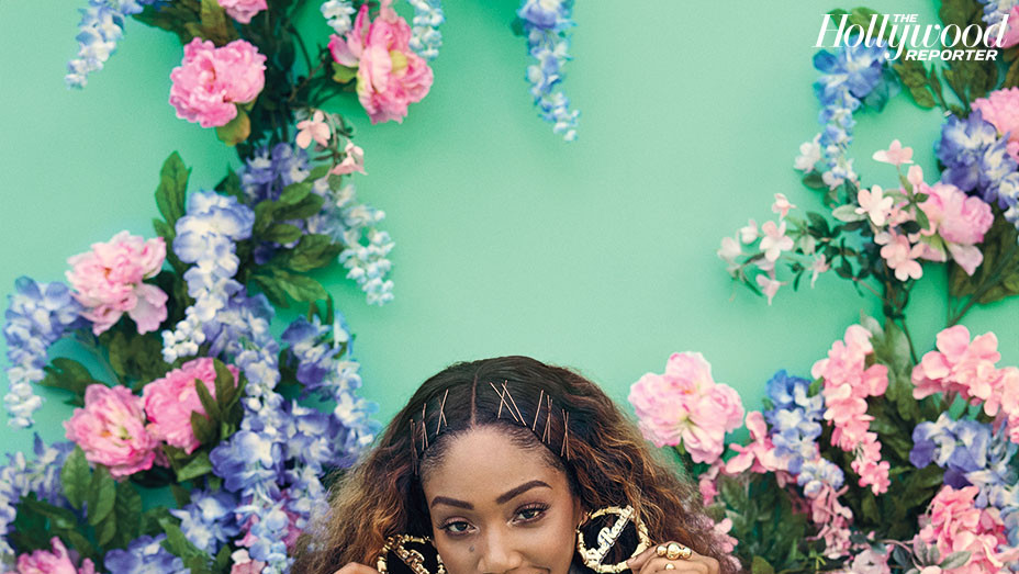 THR - Tiffany Haddish - Photographed By Miller Mobley - EMBED 4-2018