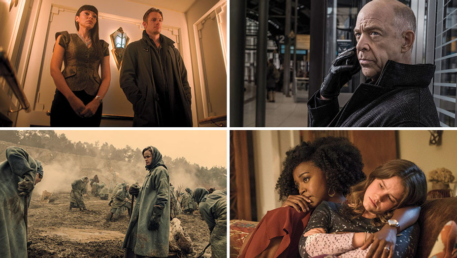 4 Cinematographers on Shooting Epic and Intimate Scenes -4 show split-Publicity-H 2018