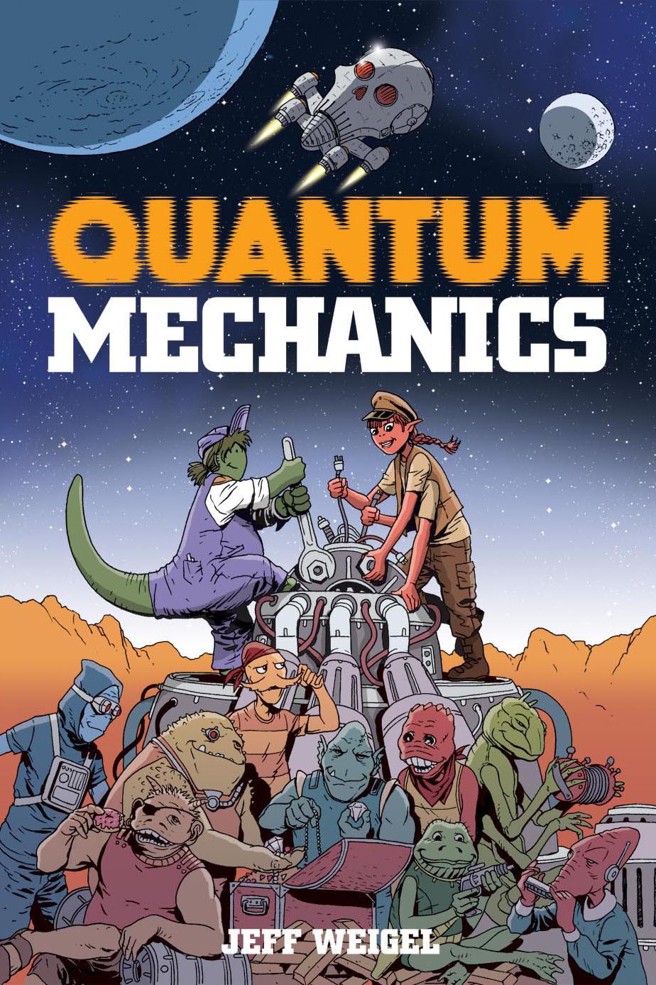 Quantum Mechanics - cover - 2018