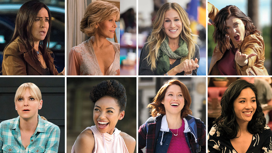 Actresses on Their Most Challenging Scenes comedy-Split-Publicity-H 2018