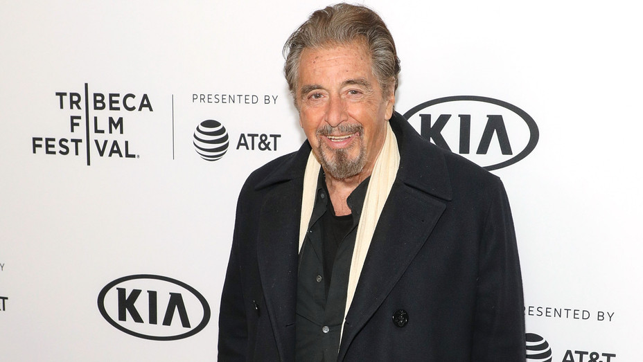 Al Pacino attends a screening of 'Scarface' during the 2018 Tribeca Film Festival - Getty - H 2018