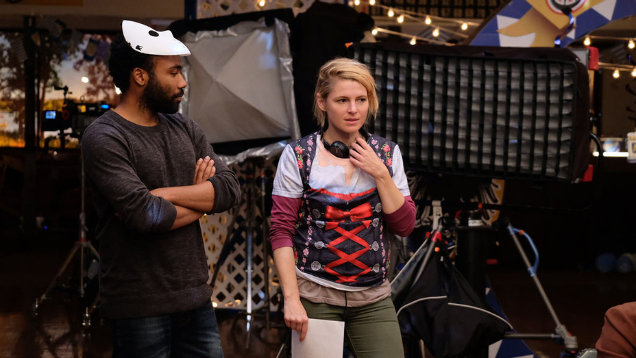 Amy Seimetz Directing Atlanta - Publicity-H 2018
