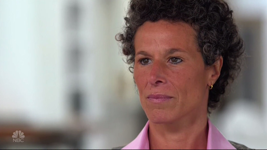 andrea constand on dateline today - Screengrab - H 2018
