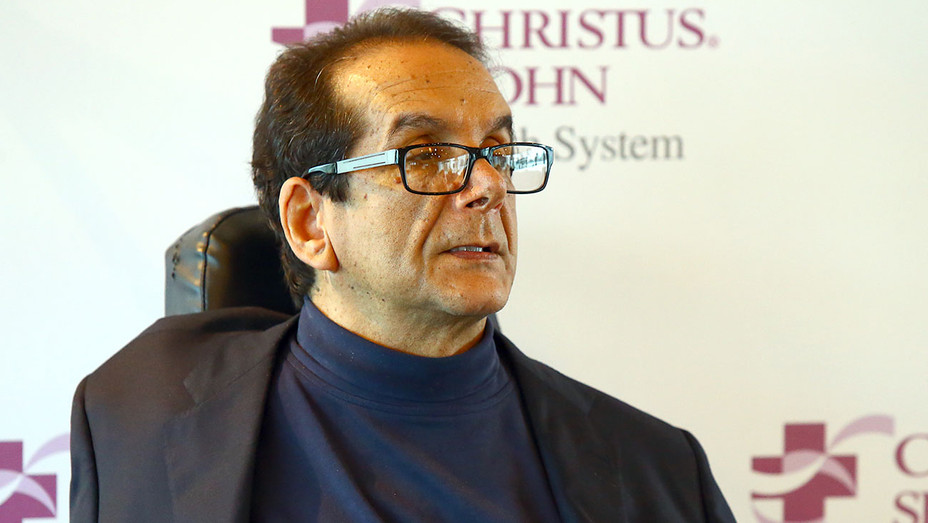 Charles Krauthammer  - March 31, 2015 at the Omni in Corpus Christi - AP-ONE TIME USE ONLY_ H 2018