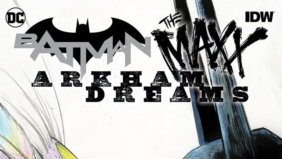 Batman Maxx Cover - Publicity - P 2018